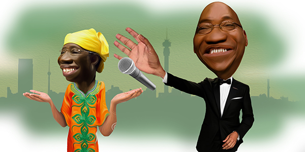 Zuma succession