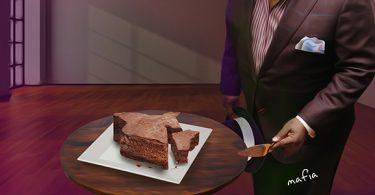 Mafia Cake