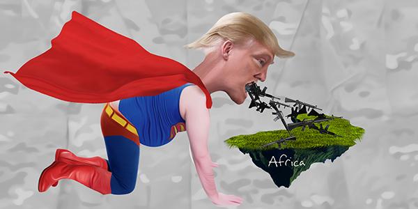 Trump puke