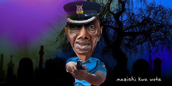 Fear the police