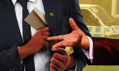 Uganda Corruption