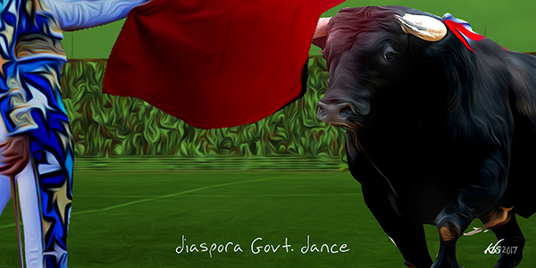 Diaspora Govt Dance