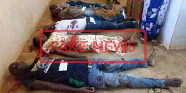Tanzania accident