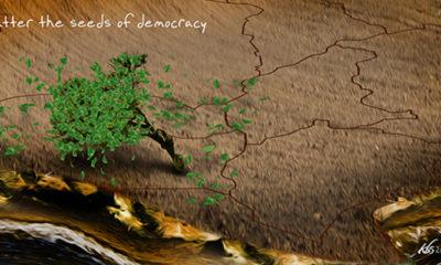 East Africa Democratic Spread