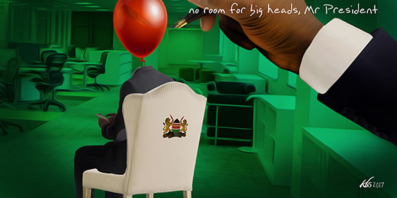 CONSTITUTIONALISM FOR CONVENIENCE: How Kenyan Presidents Have Subverted The Supreme Law