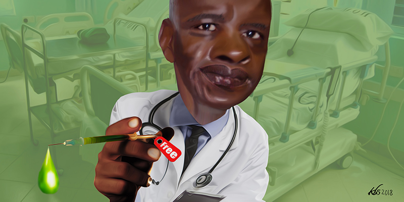 (D)Evolved Healthcare: Makueni's Trailblazing Experiment in Providing Universal Health Coverage