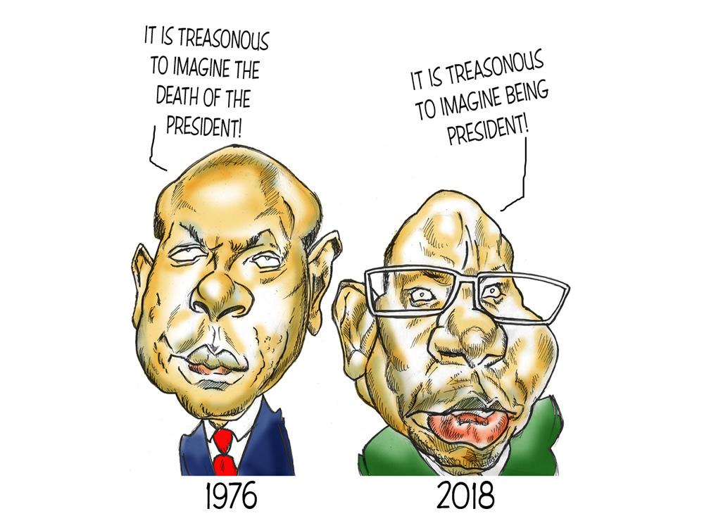 History repeats itself!