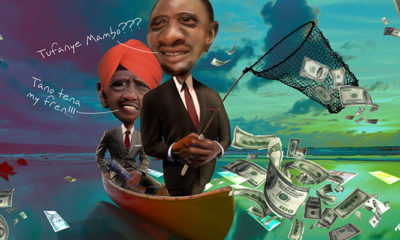 DEPOLITICISING DEVELOPMENT: Jubilee and the Politics of Spin