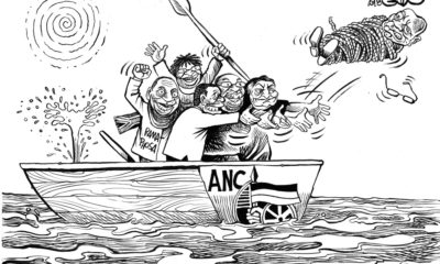 Zuma, Ramaphosa and the ANC