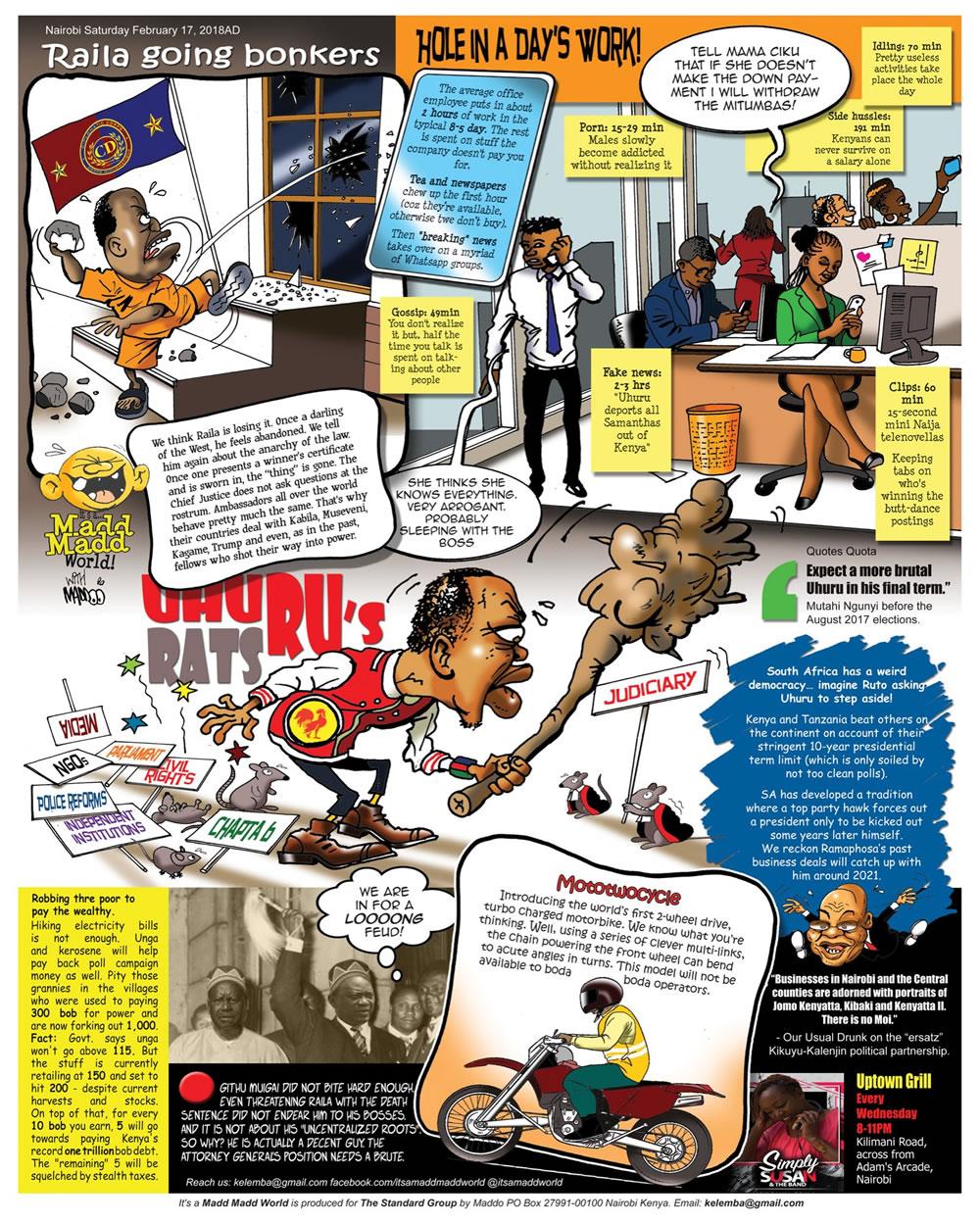 Kenya's Kings