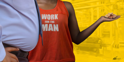 THE LESSER 52 PERCENT: Why women must demand equal pay for equal work