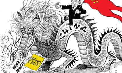 China (Xi) Eliminates Term Limits