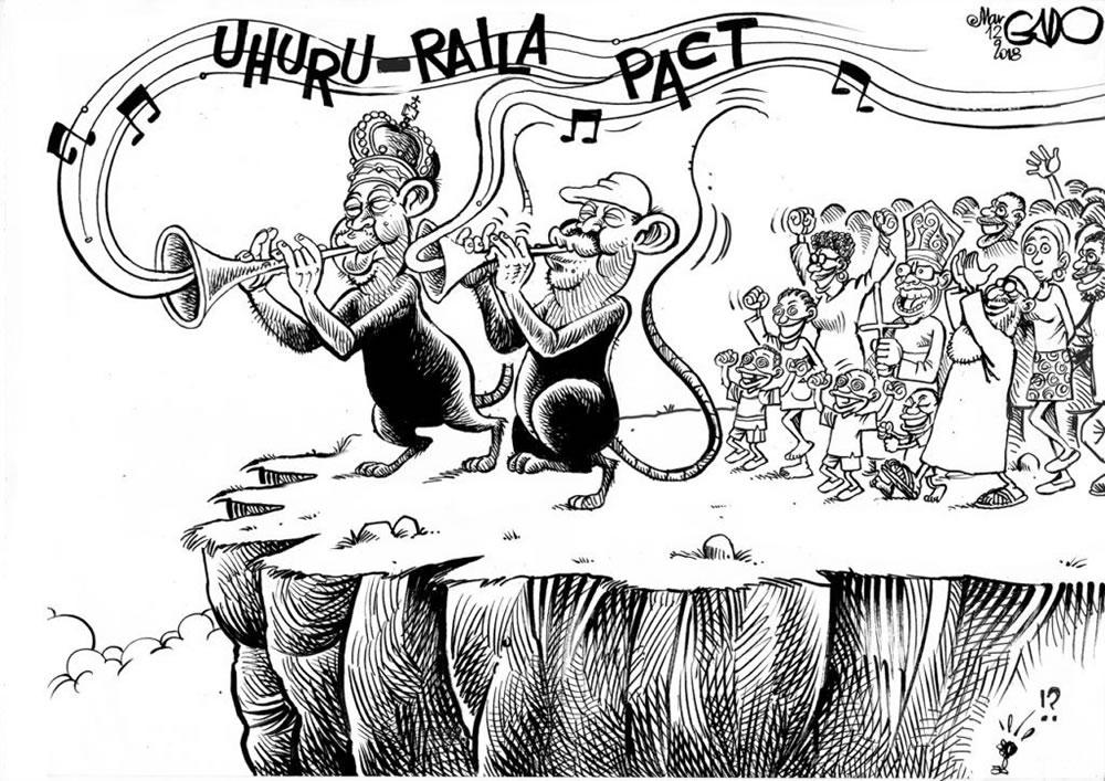 Uhuru-Raila Pact
