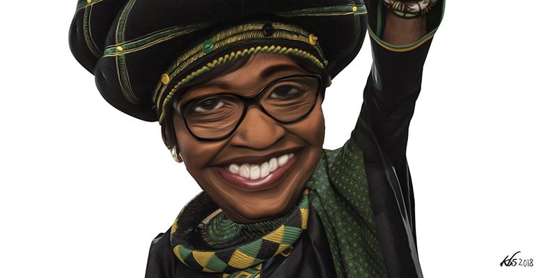 OUR ANCESTORS' WILDEST DREAMS: Reclaiming Winnie Madikizela-Mandela's legacy