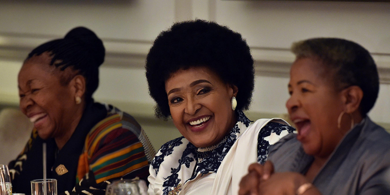 THE NOVELTY OF WINNIE MADIKIZELA MANDELA: A Male, Feminist Reflection