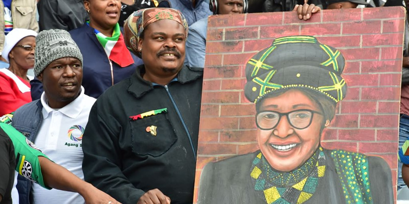 Winnie and Wambui, a Tribute to Sisters in the Struggle