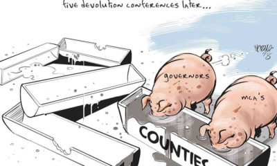 Five Devolution Conferences Later