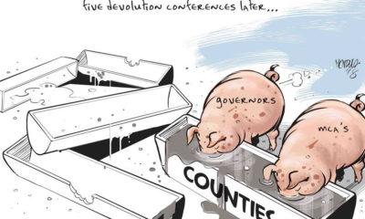 Five Devolution Conferences Later