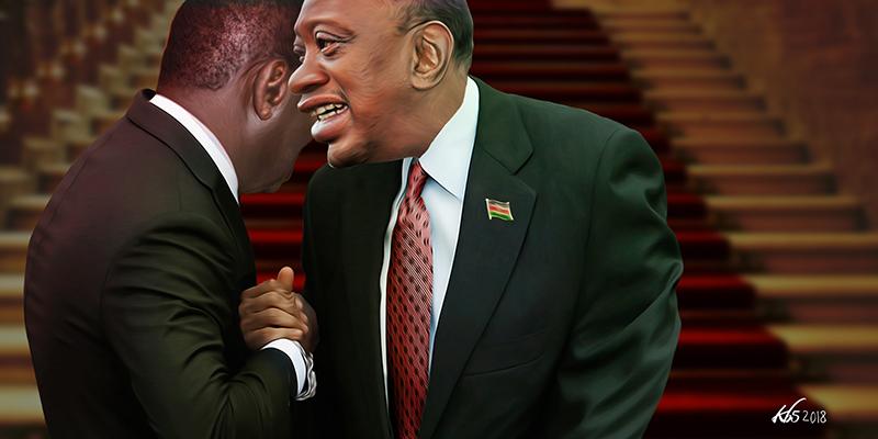 Ethnic Barons, Handshake Politics and Raila's Accidental Legacy