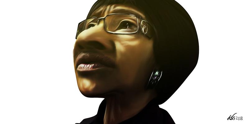 THE ALTERNATIVE PRESIDENT: A Case for Winnie Mandela