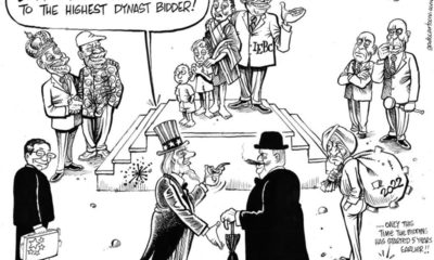 Auctioning Kenya every 5 years