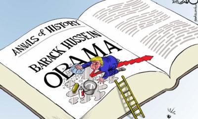 Erasing Obama from History