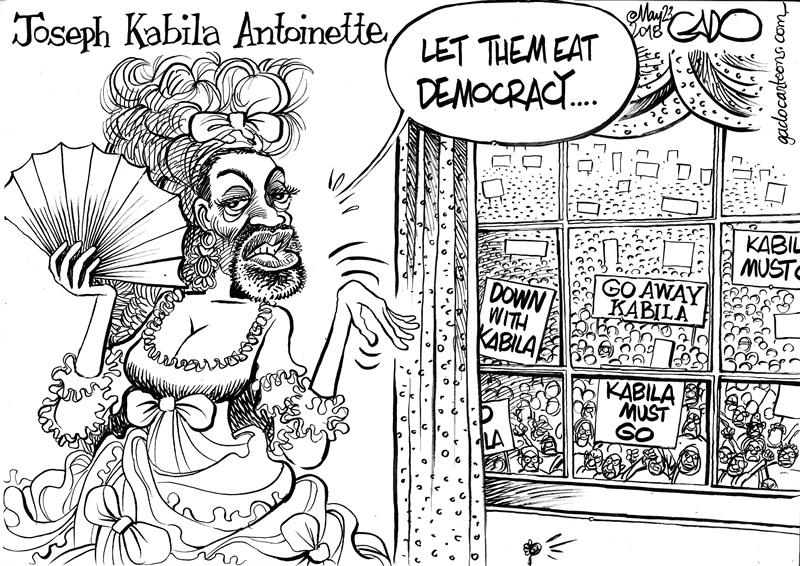 Joseph Kabila Antoinette