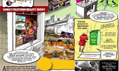 Nairobi eats Sonko