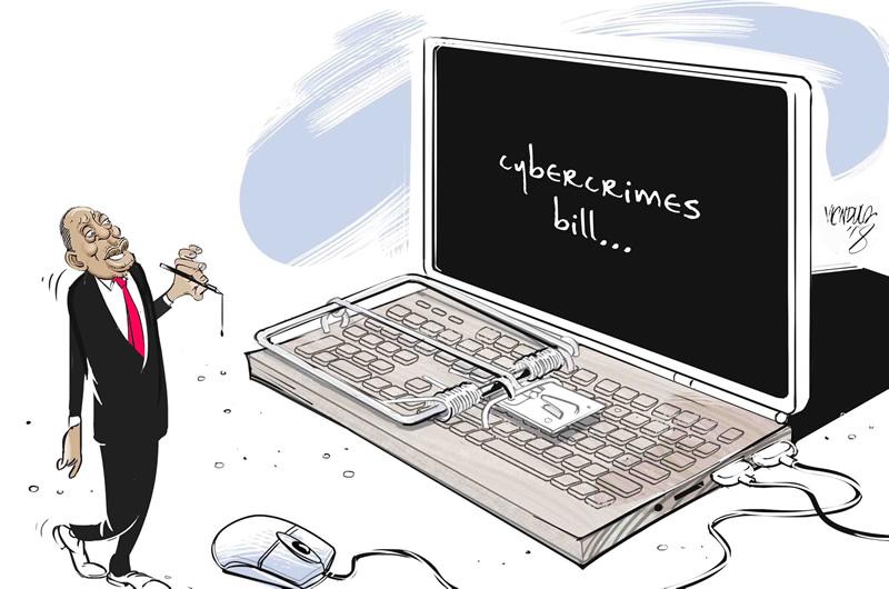 Cybercrime Bill!