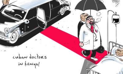 The Cuban Doctors!