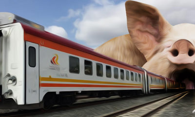 THE NEW LUNATIC EXPRESS: Lessons not learned from the East African Railway
