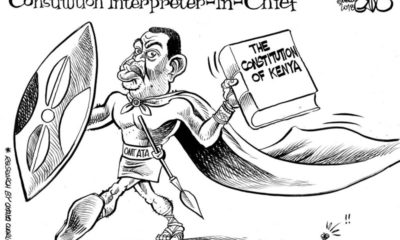 Constitution Interpreter in Chief