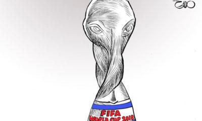 Putin's World Cup!
