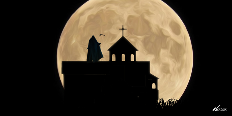 MANNA FROM HELL: How the church in Kenya became a refuge for scoundrels
