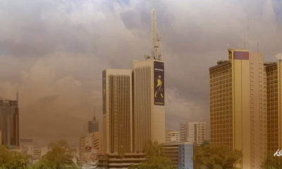 EVERY BREATH YOU TAKE: Who is monitoring air quality in Kenya?