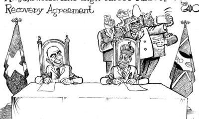 Kenya-Swiss deal