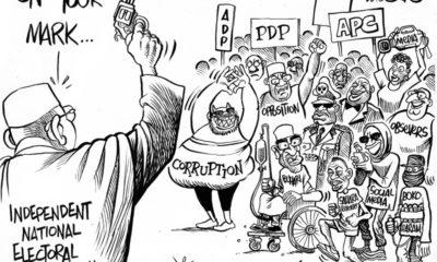 Nigeria Elections 2018