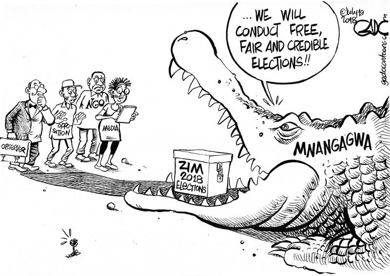 Zimbabwe Elections 2018