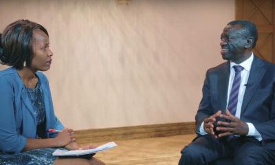 UGANDA: A Conversation with Kizza Besigye