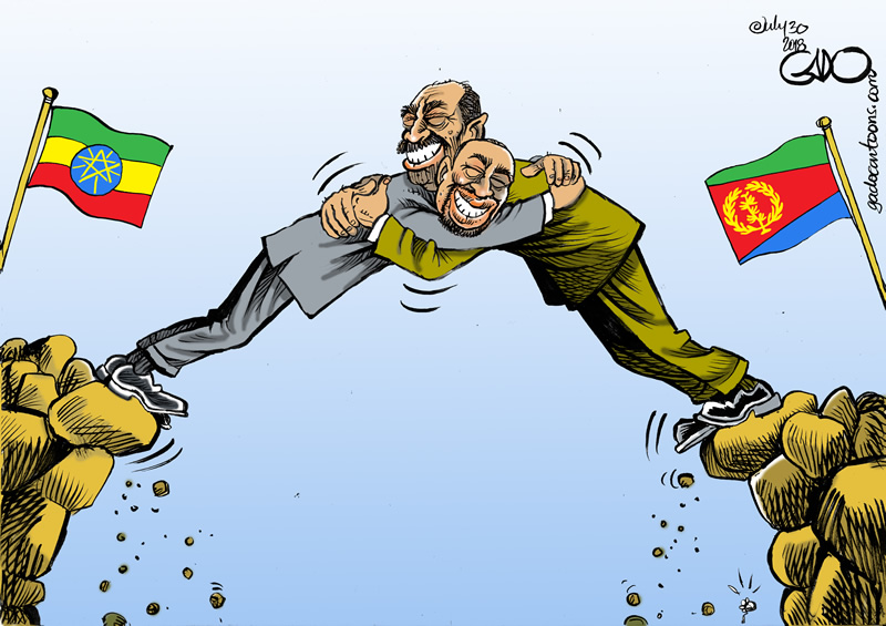 Ethiopia -Eritrea Peace Deal