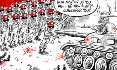Bobi Wines Vs M7