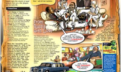Jomo's 40th Anniversary