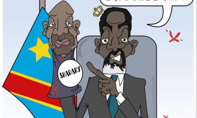 Kabila's Right Hand Man