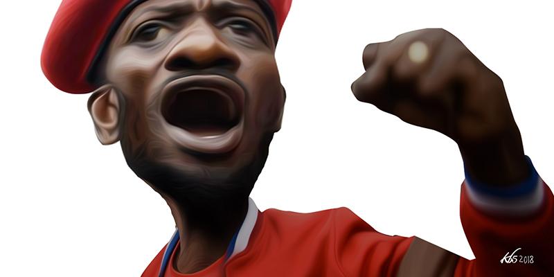 THE BOBI WINE PHENOMENON: The youthful face of Uganda's resistance