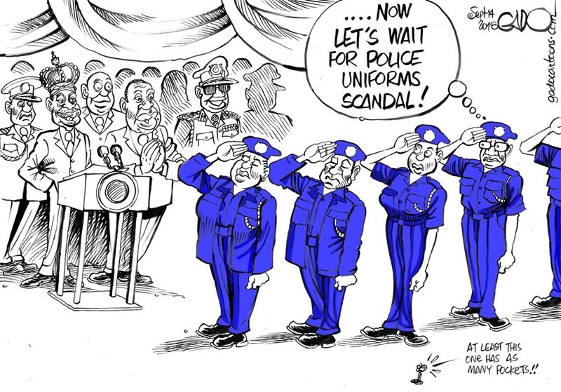 Police Reforms!