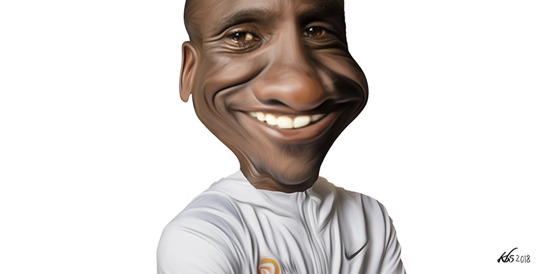 THE RUNNING KING: Is Eliud Kipchoge the greatest of all time?