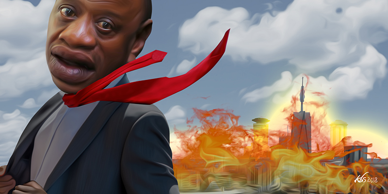 UTHAMAKI, GOD AND THE ECONOMY: 'Tano Tena' fails to deliver the Kingdom of Prosperity