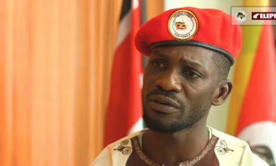BOBI WINE: I Left My Comfort to Bring Change in Uganda