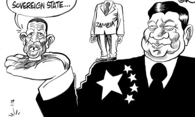 Zambia is a Sovereign State