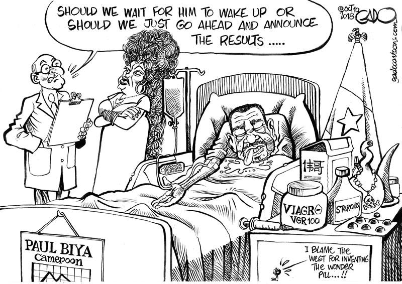 Paul Biya and Cameroon Elections